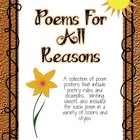 Poems For All Reasons