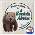 Poetry Activity for A Remarkable Adventure by Jack Prelutsky
