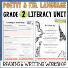Poetry & Figurative Lang. Reading & Writing Unit: Grade 2.