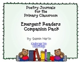 Poetry Journals for the Primary Classroom: Emergent Reader