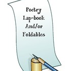 Poetry Lap-book and/or Foldables