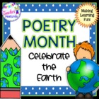 Poetry Month: Celebrate the Earth (20 Poetry Frames)