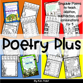Poetry Plus - Poems and Number Combinations