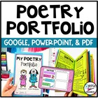 Poetry Portfolio with Adorable Student Templates!