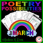 Poetry Possibilities -- March