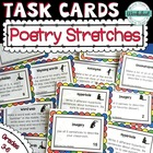 Poetry Stretches--52 Task Cards to Prepare Students for Wr
