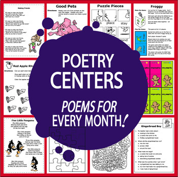 Poetry Unit-Common Core Standards
