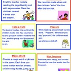 Poetry- Ways to Read Poems and Build Fluency