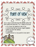 Point of View ELA Standard 6 Interactive Highly Engaging Lesson
