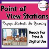 Point of View Stations - Common Core Aligned