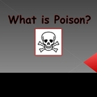 Poisons PowerPoint