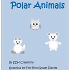 Polar / Arctic Animals Unit: Literacy & Math Activities