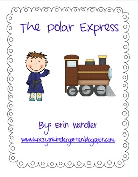 Polar Express Activities