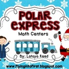 Polar Express Math Centers Aligned with Kindergarten Common Core