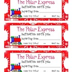 Polar Express Train Tickets