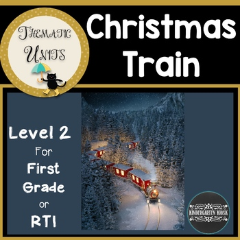 Polar Express Unit (First Grade Edition): Common Core Curr