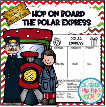 Polar Express...Hop on board for a craft and activities!