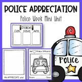 Police Appreciation Week {A Mini Unit}
