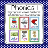 Polka Dot Phonics 1 Sounds Poster Set (63 sounds)