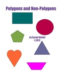 Polygons and Non-Polygons Sort & Posters