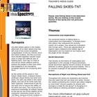 Pop Goes the Classroom Media Guide: TNT's Falling Skies