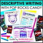 Pop Rockin' Descriptive Writing Activities