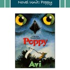 Poppy Novel Unit / Guided Reading Packet / Study Guide