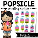 Popsicle Party- A counting game!
