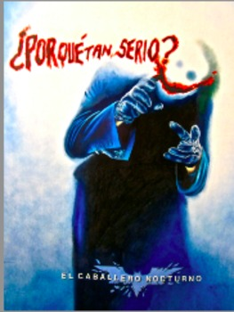 Por que tan serio Joker Picture
