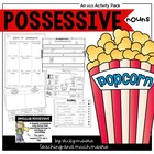 Possessive Nouns { Poppin' Possessives } CCSS