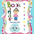 Pout Pout Fish Bookbands Headbands {Retelling and Sequencing}