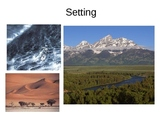 PowerPoint Presentation on Setting
