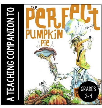 Posters and Activities for the Halloween story, The Perfec