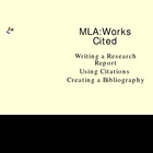 Powerpoint On Using MLA Citations