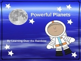 Powerpoint Planets
