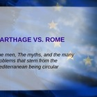 Powerpoint: the 1st Punic War