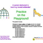 Practice on the Playground: /s and s-blends/ articulation
