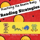 Practicing the Beanie Baby Reading Strategies