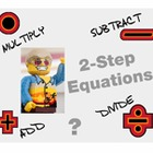 "Pre-Algebra: (EE.3) ""Solving Multi-Step Equations"" Prezi/i"
