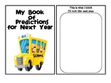 Predicting Next Year Mini Book