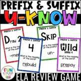 Prefix and Suffix U-Know Game!!! (Played like UNO)