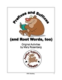 Prefixes, Suffixes (and Root Words, too)