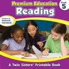 Premium Education Reading Grade 5