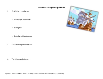 Prentice Hall ® American History - Chapter 2 - Europe Look