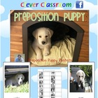 Preposition Puppy Posters - 10 pages