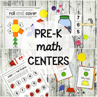 Preschool Math Mega Pack: 10 Printable Games