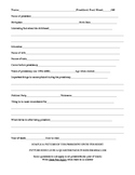 President Internet Research Worksheet project