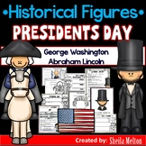Presidents Day Celebration (Over 100 pages of printables a