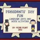 Presidents' Day Fun: Math and Language Arts Activites