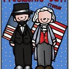 President's Day Mini Book and Activities Freebie